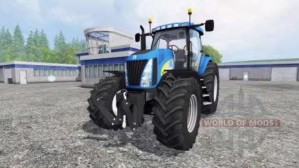 New Holland TG 285 для Farming Simulator 2015