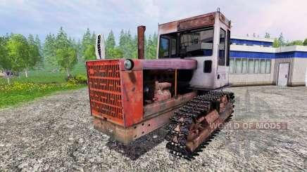 Т-4А.01 для Farming Simulator 2015