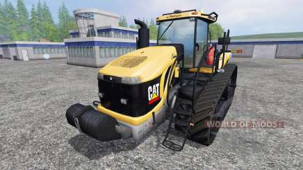 Caterpillar Challenger MT865B v1.1 для Farming Simulator 2015