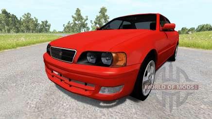 Toyota Chaser Tourer V для BeamNG Drive