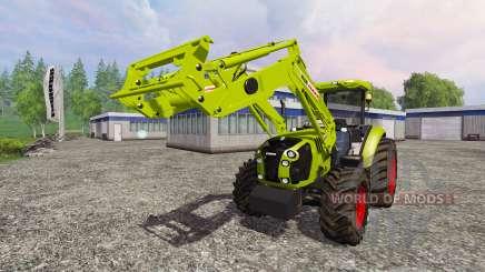 CLAAS Arion 650 FL [ensemble] для Farming Simulator 2015
