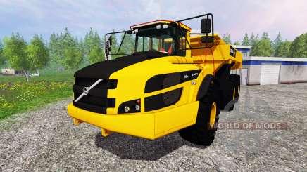 Volvo A40G 2014 для Farming Simulator 2015