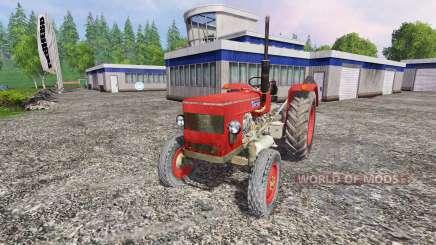 Zetor 5511 для Farming Simulator 2015