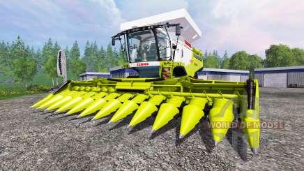 CLAAS Lexion 10x80 для Farming Simulator 2015