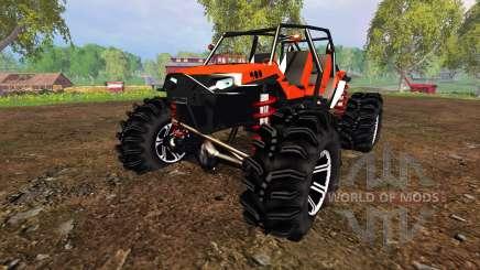 Polaris RZR XP 1000 для Farming Simulator 2015