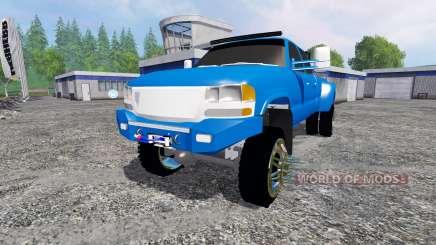 GMC Sierra 3500 2006 v3.0 для Farming Simulator 2015