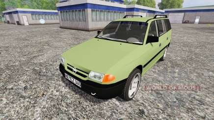 Opel Astra F Caravan [update] для Farming Simulator 2015