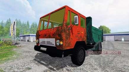 КАЗ-608 Колхида v2.1 для Farming Simulator 2015