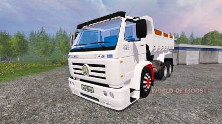Volkswagen 18-310 [dump truck] для Farming Simulator 2015