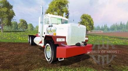 Kenworth C500M v1.1 для Farming Simulator 2015