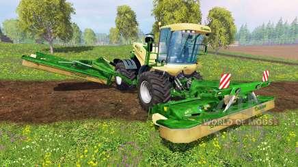 Krone Big M 500 [23,5m] для Farming Simulator 2015