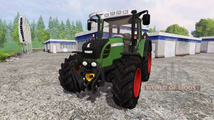 Fendt 312 Vario TMS FL [washable] для Farming Simulator 2015