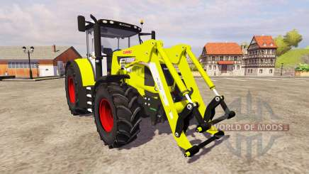 CLAAS Arion 640 FL v2.0 для Farming Simulator 2013