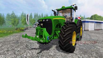 John Deere 8520 для Farming Simulator 2015