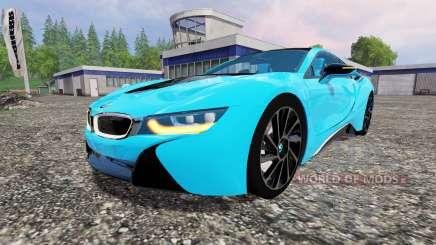 BMW i8 eDrive v1.6 для Farming Simulator 2015
