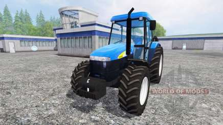 New Holland TD 5050 для Farming Simulator 2015