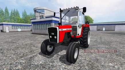 Massey Ferguson 698 v2.0 для Farming Simulator 2015
