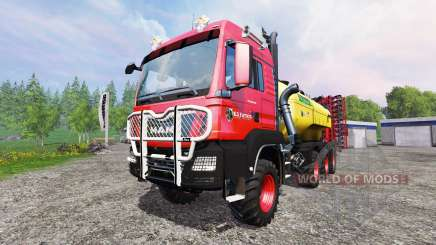 MAN TGS 18.440 [liquid manure] для Farming Simulator 2015