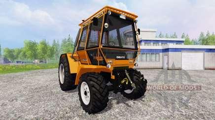 Deutz-Fahr Intrac 2004 [forestry] для Farming Simulator 2015