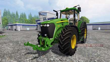 John Deere 7920 v1.1 для Farming Simulator 2015