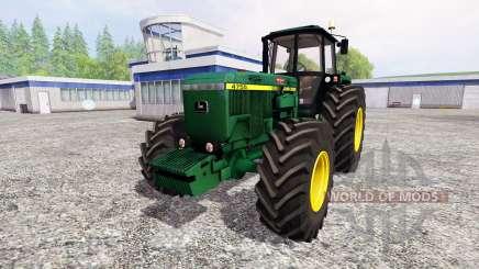 John Deere 4755 для Farming Simulator 2015