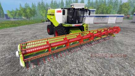 CLAAS Lexion 780 v1.2 для Farming Simulator 2015