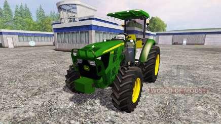 John Deere 5115M для Farming Simulator 2015
