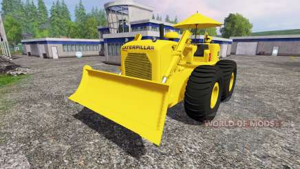 Caterpillar DW6 для Farming Simulator 2015