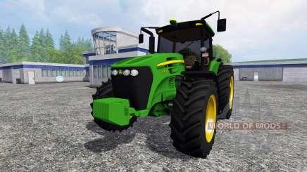 John Deere 7195J для Farming Simulator 2015