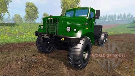 КрАЗ-255 В1 v1.1 для Farming Simulator 2015