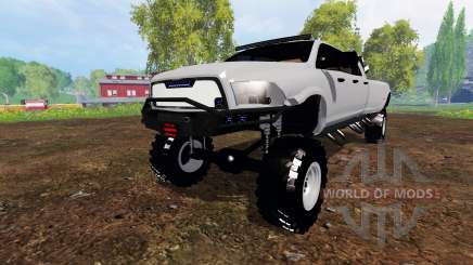 Dodge Ram Mega Runner v3.0 для Farming Simulator 2015