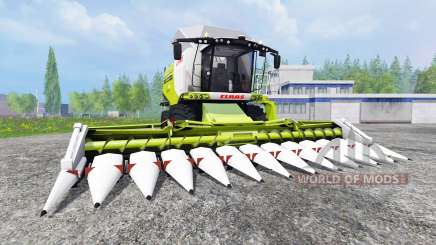 CLAAS Lexion 780 v1.4.1 для Farming Simulator 2015