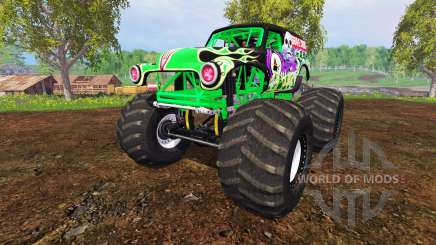 Grave Digger для Farming Simulator 2015