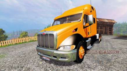 Peterbilt 387 [roadtrain] для Farming Simulator 2015