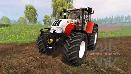 Steyr CVT 6195 для Farming Simulator 2015