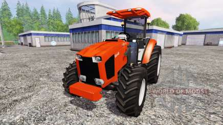 Kubota M9540 для Farming Simulator 2015