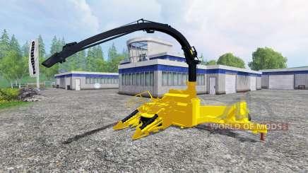 Celikel Sirali 2 plus для Farming Simulator 2015