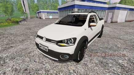 Volkswagen Saveiro G6 для Farming Simulator 2015