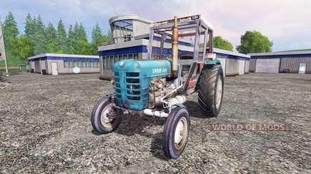 Ursus C-4011 v1.0 для Farming Simulator 2015