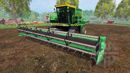 Дон-1500Б для Farming Simulator 2015