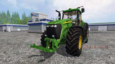 John Deere 7920 v1.0 для Farming Simulator 2015