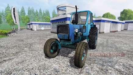 ЮМЗ-6Л [синий] v2.0 для Farming Simulator 2015