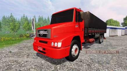 Mercedes-Benz 1620 v0.1 для Farming Simulator 2015