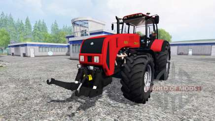 Беларус-3522 v1.5 для Farming Simulator 2015