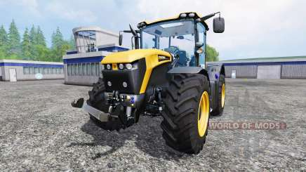 JCB 4190 Fastrac v2.0 для Farming Simulator 2015