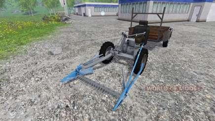 BCS 127 v1.0 для Farming Simulator 2015