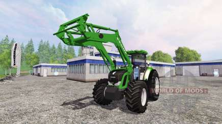 Fendt 936 Vario FL для Farming Simulator 2015