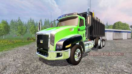 Caterpillar CT660 [dump] для Farming Simulator 2015