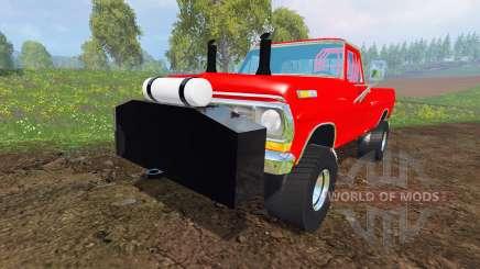 Ford F-100 [highboypuller] для Farming Simulator 2015