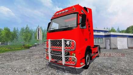 Volvo FH16 v1.0 для Farming Simulator 2015